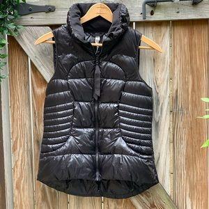 Lululemon Fluffin Awesome Vest Black Size 8